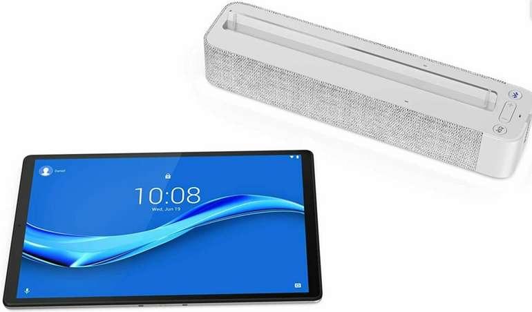 Lenovo M10 Smart Tab (32GB, 2GB, LTE) + Dock für 114,30€inkl. Versand (statt 130€) - Generalüberholt!
