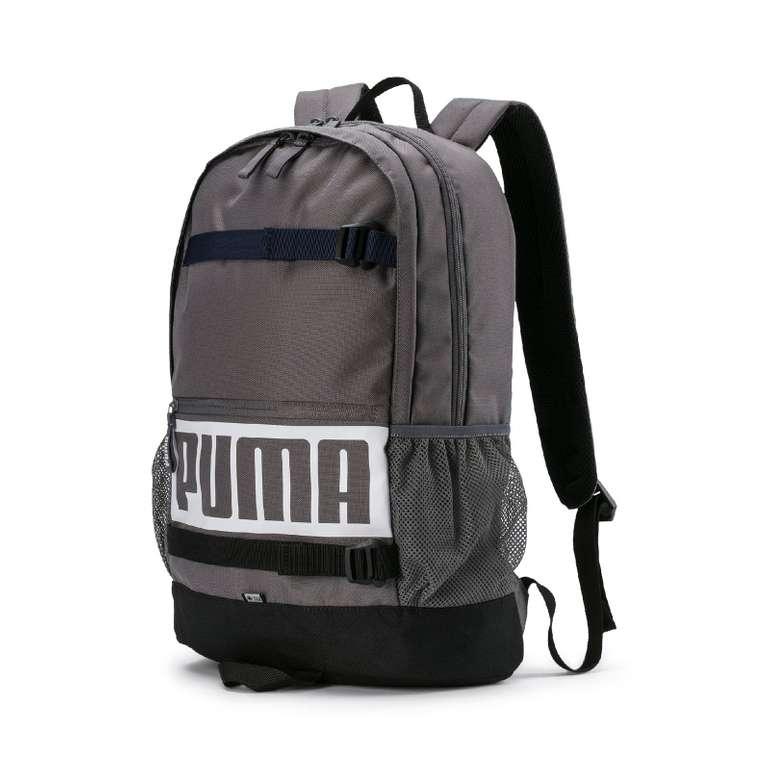 """Puma Rucksack """"Deck"""" für 21,55€ inkl. VSK (statt 31€)"""