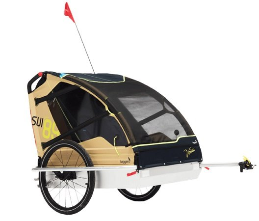 Leggero Vento v89 Surf mit Becco Kupplung für 211,45€ inkl. Versand