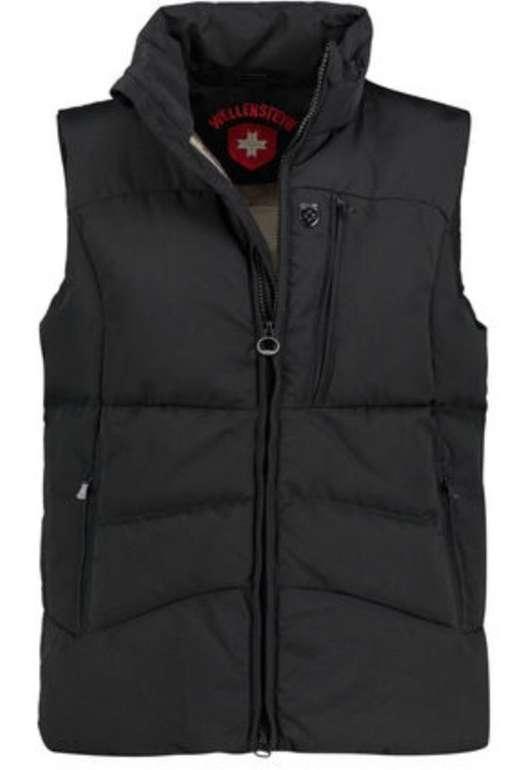 Engelhorn Flash Sale: 15% Rabatt auf Jacken & Pullover - z.B. Wellensteyn Herren Weste für 110,41€ (statt 130€)
