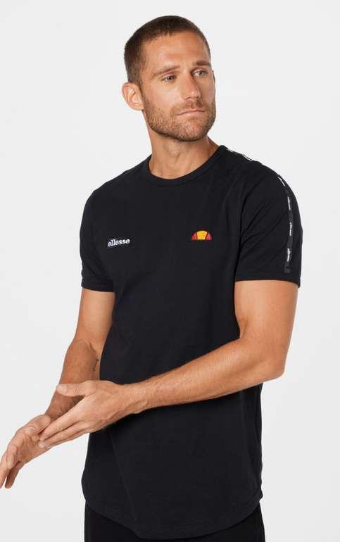 """Ellesse """"Fedora"""" Herren T-Shirt in schwarz und creme für je 21,52€ inkl. Versand (statt 34€)"""