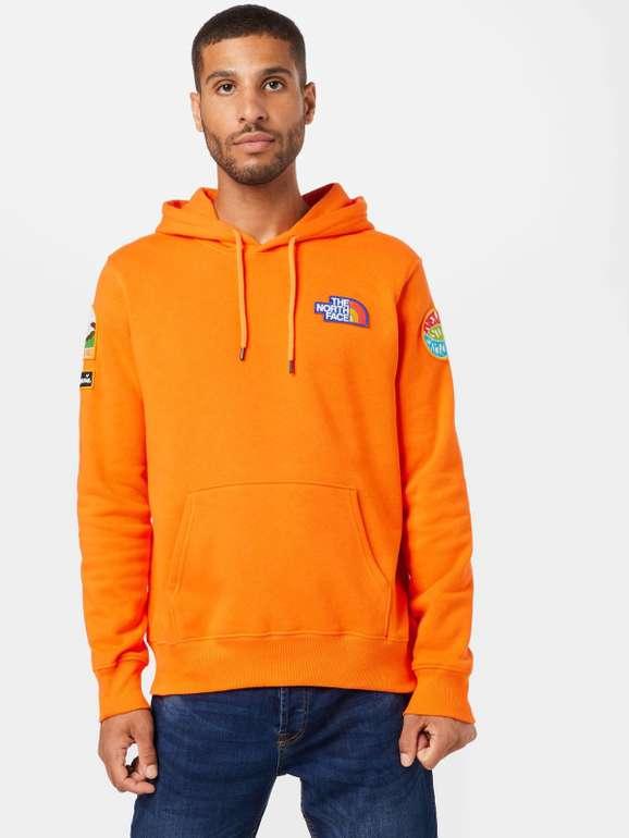 The North Face Sweatshirt in Orange für 37,96€ inkl. Versand (statt 63€)