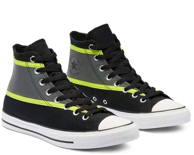 Converse Hi-Vis Chuck Taylor All Star High Top Unisex Sneaker für 46,74€ (statt 60€)