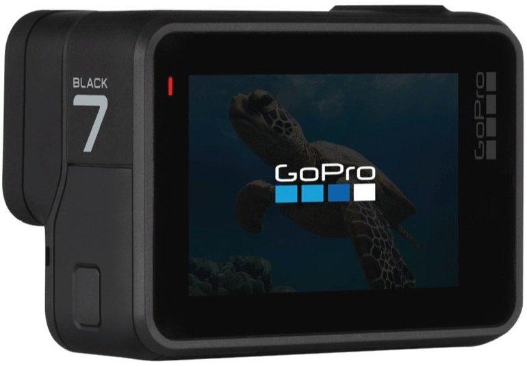 Hot! GoPro Hero7 Black Action Cam (4K mit 60fps) für 265,49€ inkl. Versand (statt 299€)