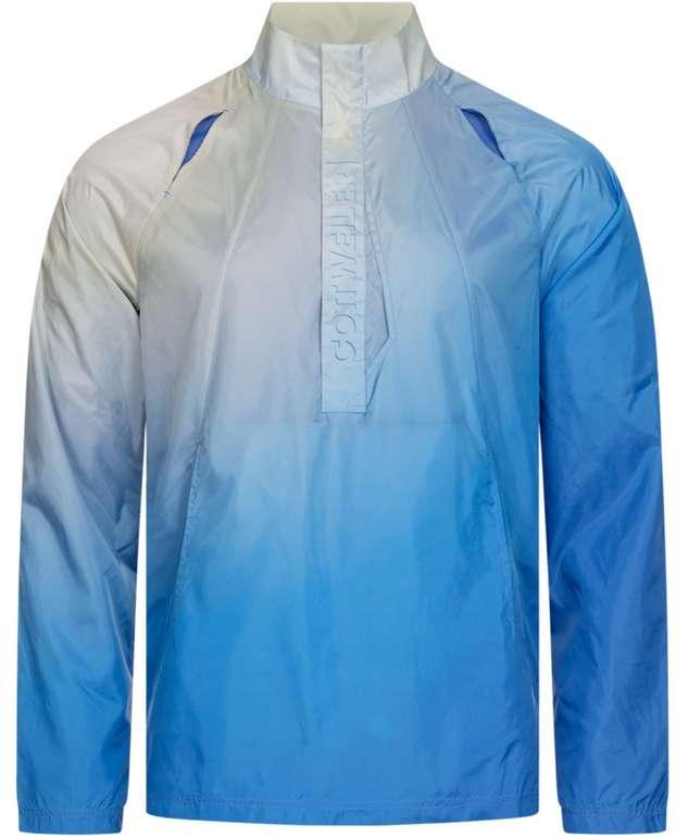 Reebok x Cottweiler R&C Herren 1/2-Zip Jacke in Blau für 43,94€ inkl. Versand (statt 70€)