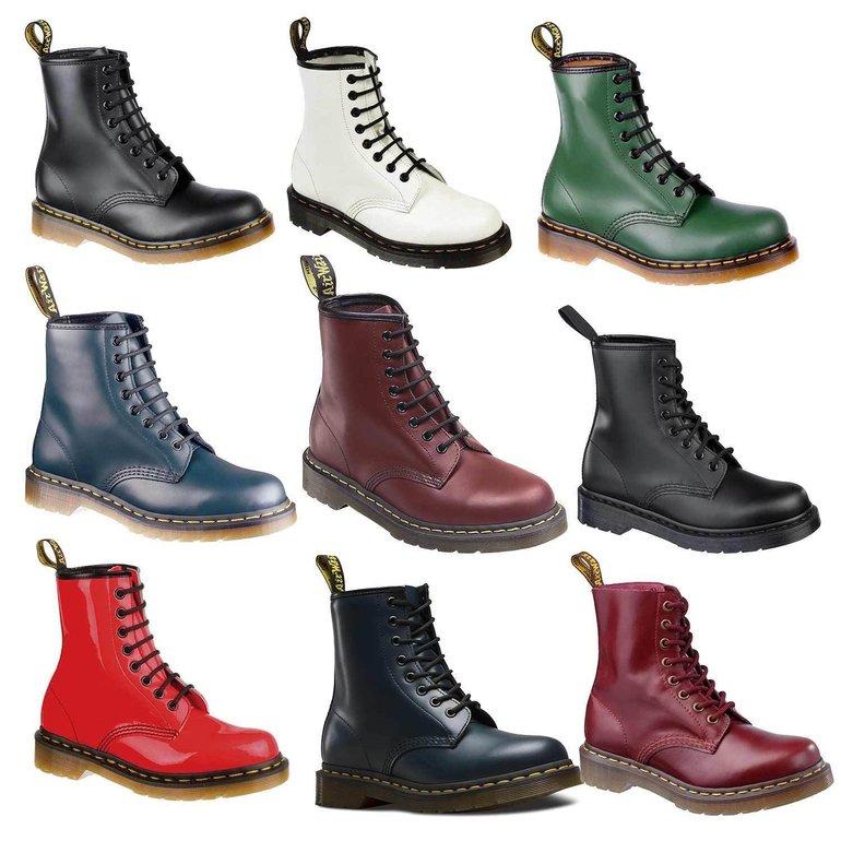 Dr. Martens Doc Boots - klassische 8-Loch Herren Stiefel für je 79,99€
