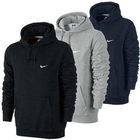 Nike Swoosh Classic Fleece Hoody (versch. Farben) für 34,95€ inkl. Versand