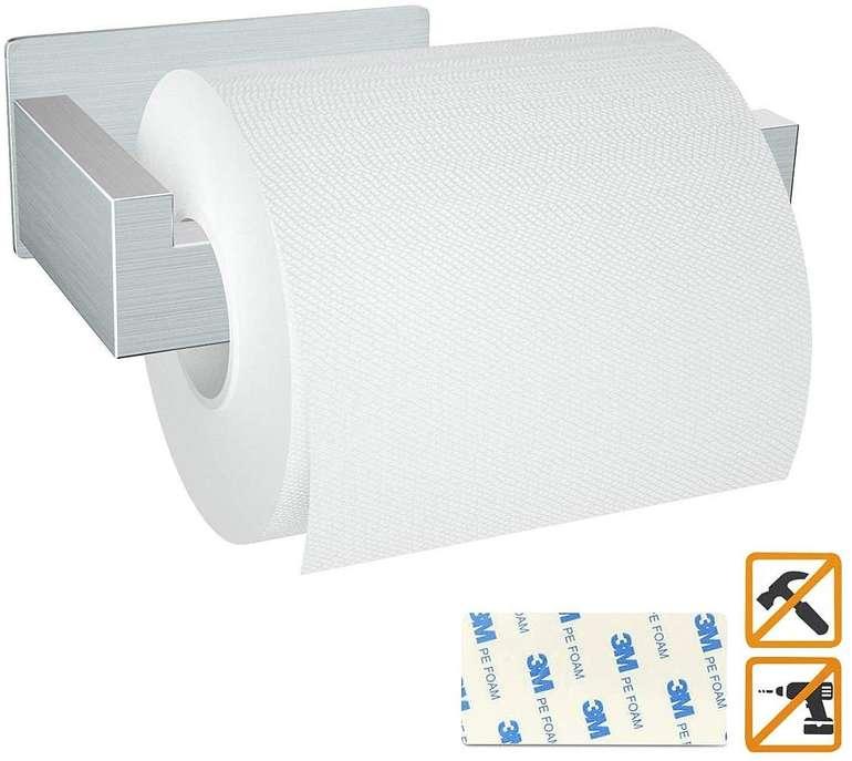 Lebexy selbstklebender Toilettenpapierhalter für 3,99€ inkl. Prime Versand