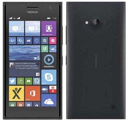 Nokia Lumia 730 (Dual-SIM, Quad-Core) für 81,99€ inkl. Versand