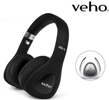 Veho ZB-6 Bluetooth Kopfhörer für 45,90€ inkl. Versand (statt 70€)
