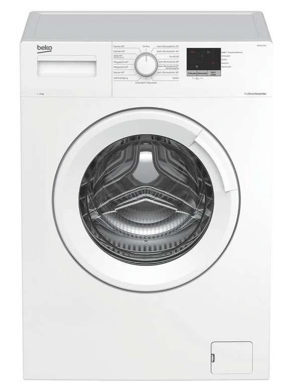 Beko Waschmaschine WML61423N1 (EEK: D, 6 KG) für 253,90€inkl. Versand (statt 322€)