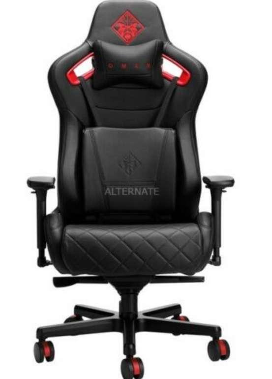 HP Omen by HP Citadel Gaming Stuhl in Schwarz für 249€inkl. Versand (statt 330€)