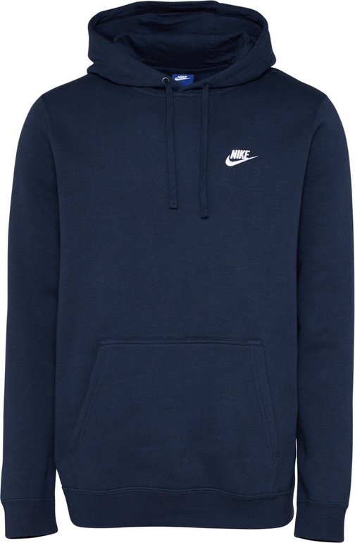 "Dunkelblaues Nike Sweatshirt ""Po FLC Club"" für 29,67€ inkl. Versand"