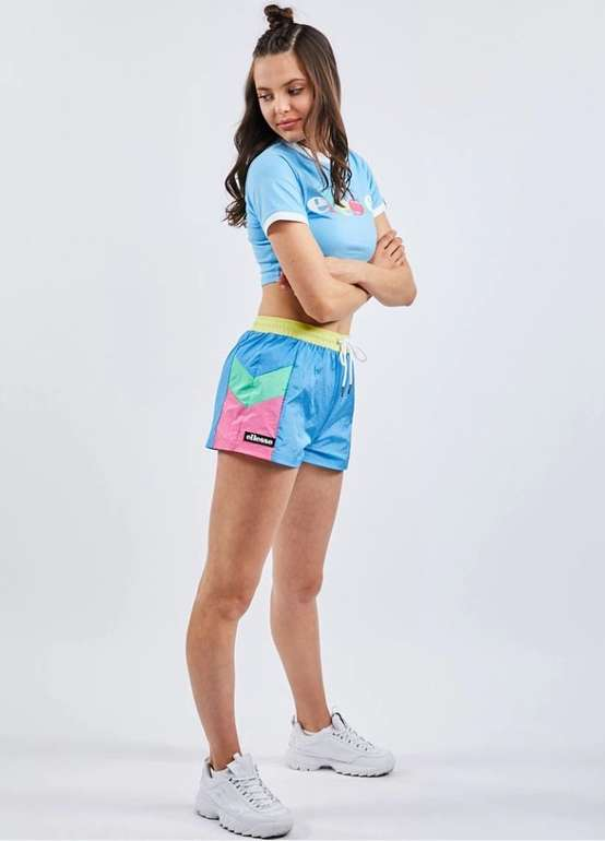 Ellesse Kasibu Damen Shorts in 2 Farben für je 9,99€ inkl. Versand (statt 30€)