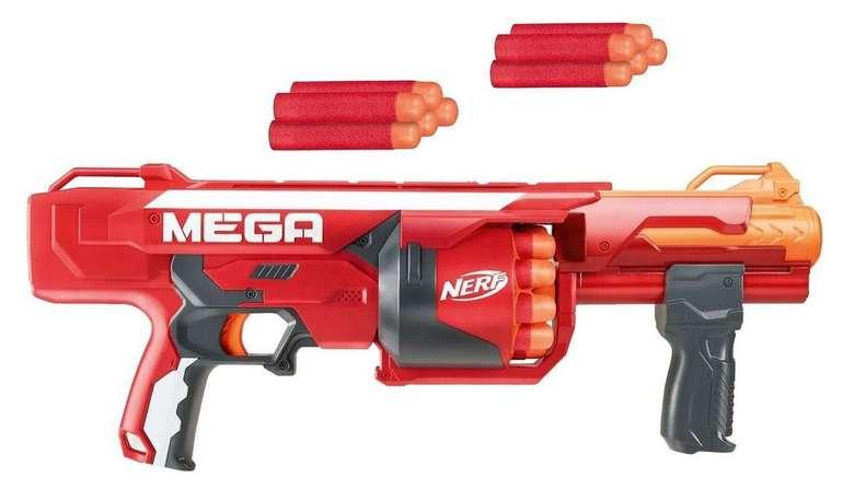 Nerf Spielzeug-Blaster N-Strike Elite Mega RotoFury für 23,94€ inkl. Versand (statt 40€)