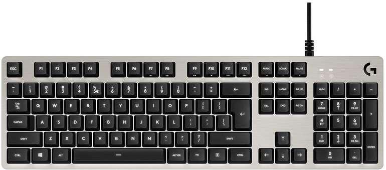 Logitech G413 mechanische Gaming Tastatur für 57,99€ inkl. Versand (statt 74€)