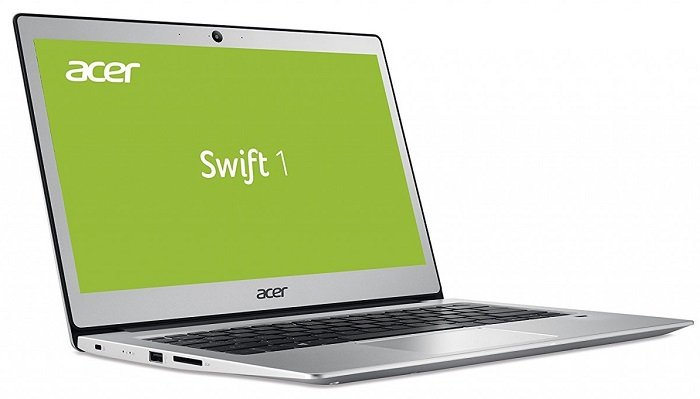 "Acer Swift 1 Ultra Thin (SF113-31-P13P) - 13,3"" Laptop 4GB RAM, 256GB für 319€"