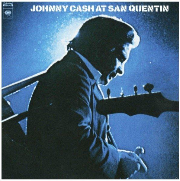 Johnny Cash - At San Quentin auf Vinyl nur 13€ inkl. Versand