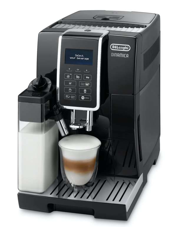 De'Longhi Kaffeevollautomat Dinamica ECAM 356.57.B für 499,79€ inkl. Versand (statt 600€)
