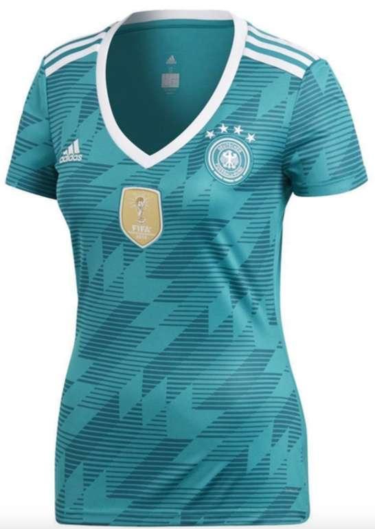 Sportdeal24 Fanartikel Sale zur EM 2021 - z.B. Adidas DFB Auswärtstrikot Damen ab 15,99€ (statt 25€)