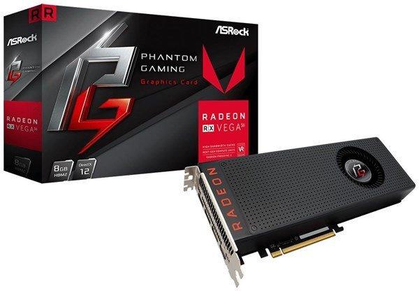 ASRock Grafikkarte Radeon RX Vega 56 Phantom Gaming X 8GB für 212,03€ inkl. Versand (statt 227€)