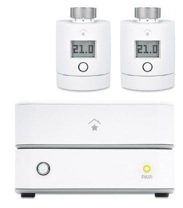 Innogy 10286733 Smart-Home Paket Heizung & Heizkörperthermostat für 133€ inkl. Versand (statt 199€)