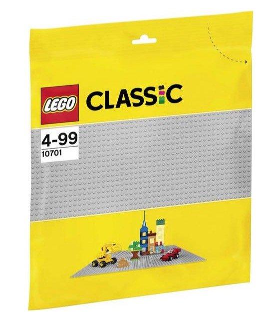 "Lego Classic ""10701"" Grundplatte, grau für 7,82€ (statt 14€) - KultClub!"