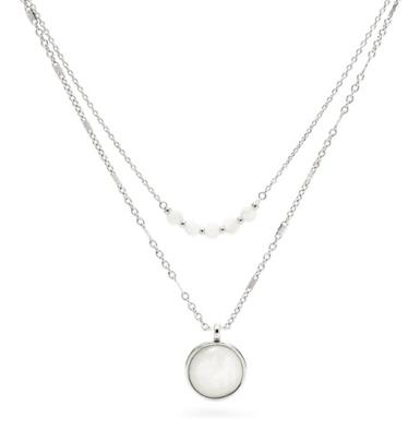 Fossil: 30% Rabatt auf alle Damenartikel, z.B. Double Mother Halskette zu 34,30€