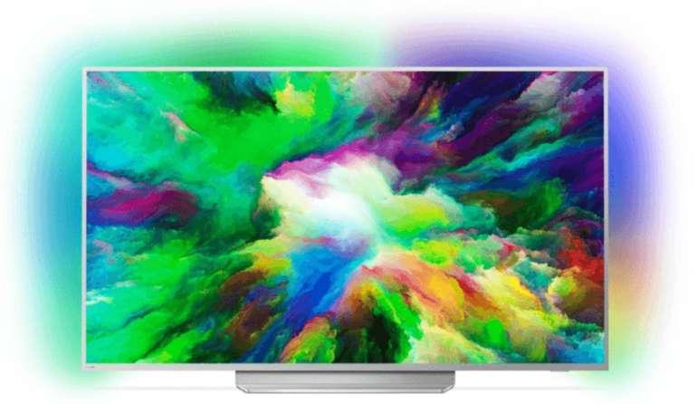 "Philips 55PUS7803 - 55"" 4K UHD Smart TV (Ambilight) für 599€ (statt 699€)"