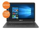 ASUS Zenbook Flip UX360UAK – 13″ Zoll Convertible für 699€ + 150€ Cashback