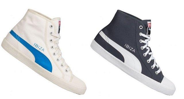 Puma Ibiza Mid High Unisex Sneaker für je 16,99€ + Versand (statt 35€)