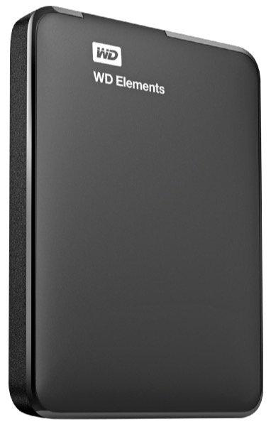 "2TB WD Elements Portable Festplatte 2,5"" USB 3.0 für 59€"