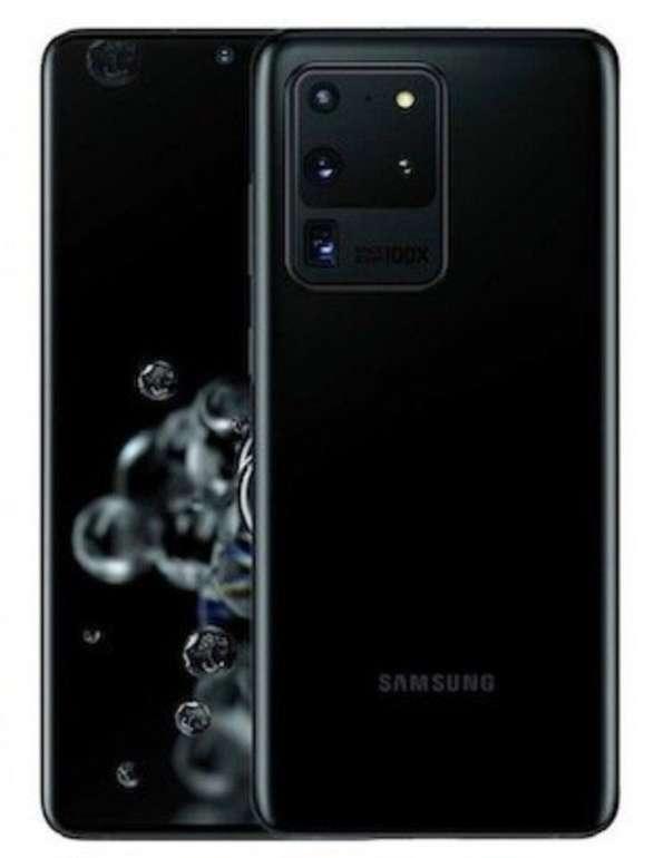 Samsung Galaxy S20 / S20+ und S20 Ultra Tarif-Angebote – z.B. mit Telekom Flat 18GB LTE für 44,99€ mtl.
