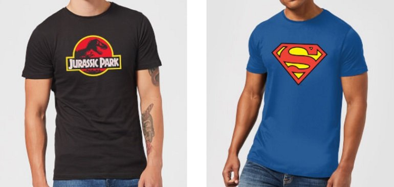 Zavvi Doppelpack T-Shirts 2