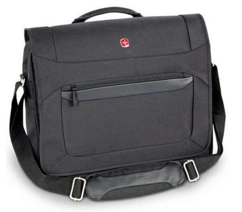Wenger Notebook Tasche W73012292 für bis zu 16 Zoll in schwarz für 21,48€ inkl. Versand (statt 26€)