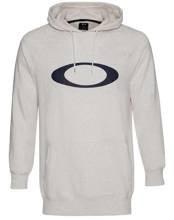 Oakley Sarge Hoodie Herren Kapuzen Sweatshirt in Grau für 26,94€ inkl. Versand (statt 34€)