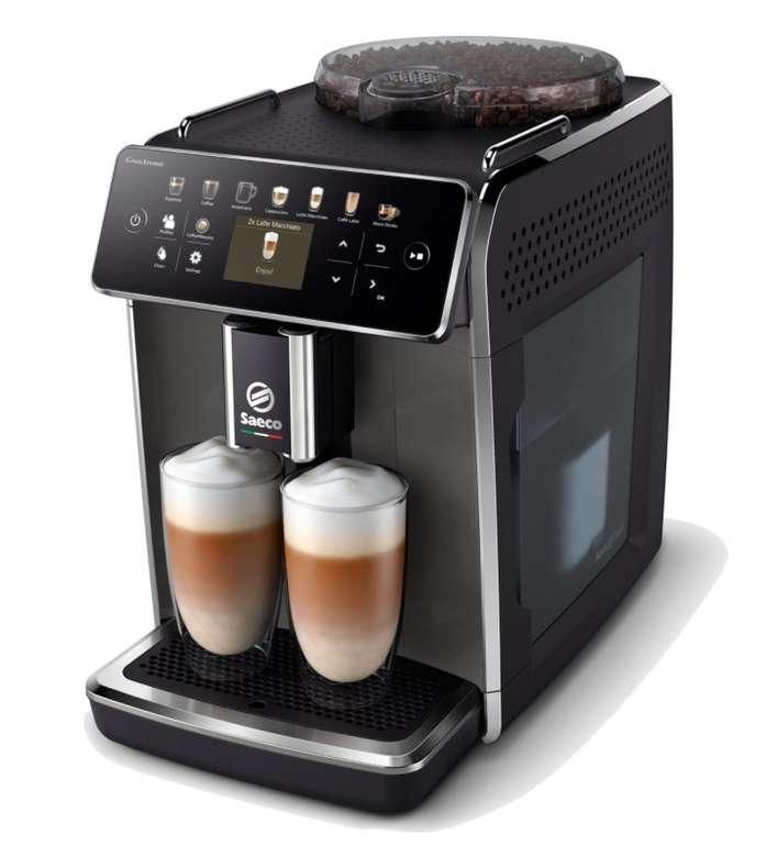 Saeco GranAroma SM6580/50 Kaffeevollautomat (individuelle Personalisierung mit CoffeeMaestro) für 601,95€