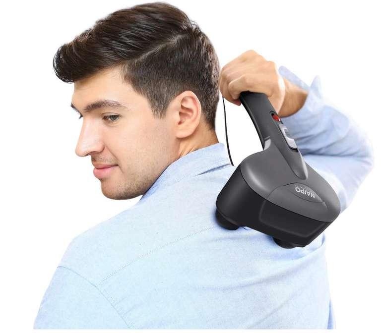 Naipo Handmassagegerät mit Wärmefunktion für 16,99€ inkl. Prime Versand (statt 25€)