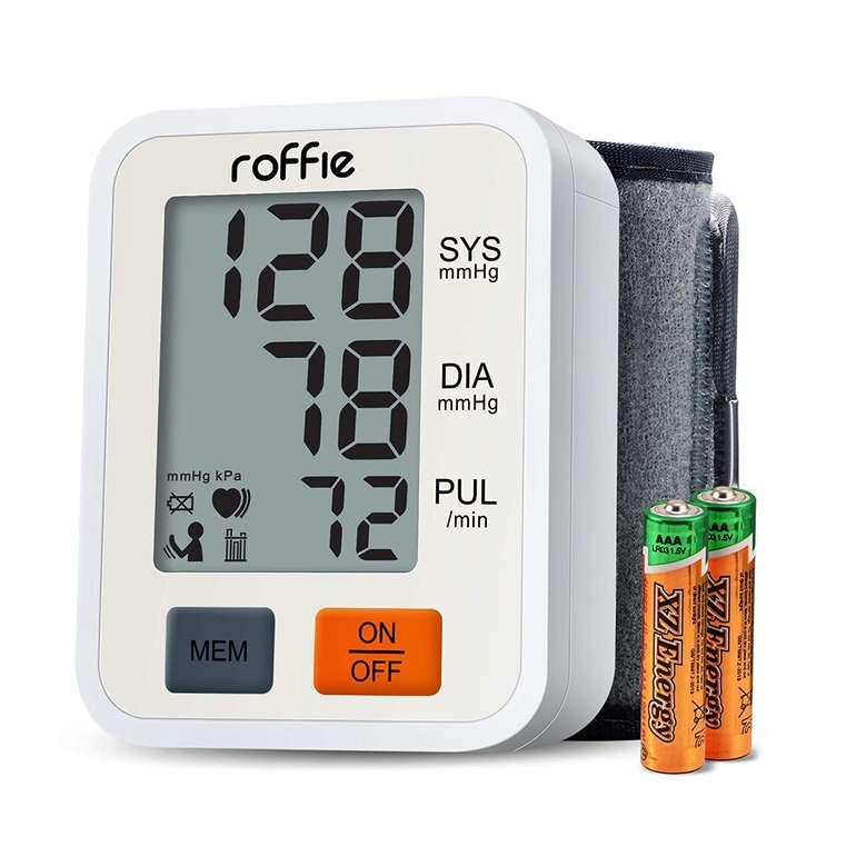 Roffie Handgelenk-Blutdruckmessgerät für 17,99€ inkl. Versand (statt 30€)