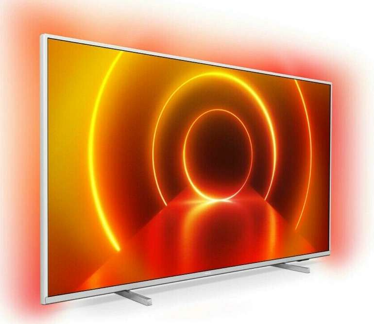 Philips 65PUS7855 mit 65 Zoll (Ultra HD, 4K,Ambilight, Smart TV) für 559,90€ inkl. Versand (statt 666€)