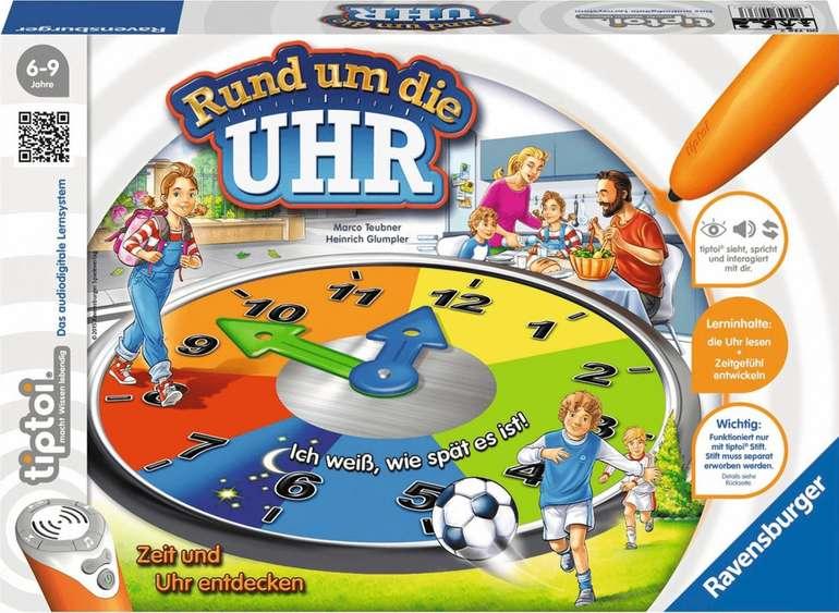 Verschiedene Ravensburger tiptoi Spiele bei Lidl für je 14,94€ inkl. Versand