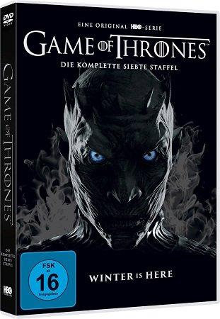 Nur heute: 15% Rabatt auf Filme bei Thalia - Game of Thrones Staffel 7 zu 25,49€