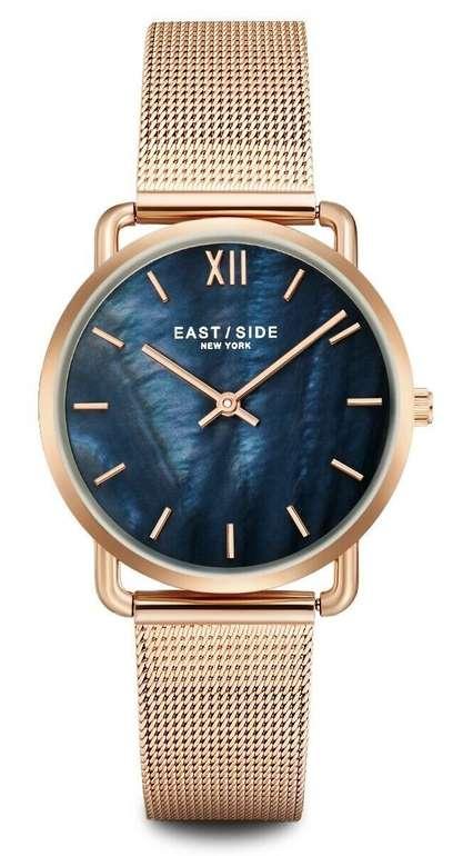 Eastside Damen Armband-Uhr Pearl Edelstahl in Roségold für 39,96€ inkl. Versand (statt 50€)
