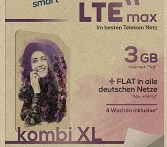 Gratis: EDEKA smart Prepaid Starterset kostenlos bestellen