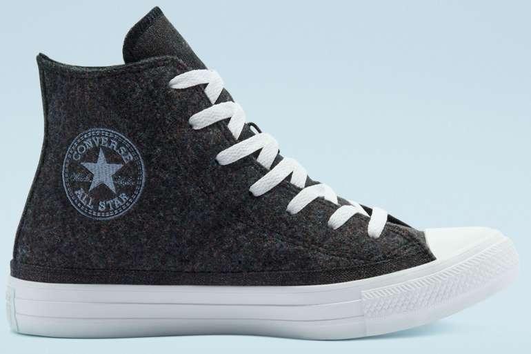 Converse Sale mit bis zu 50% + 15% Extra - z.B. Renew Chuck Taylor All Star High Top für 33,97€