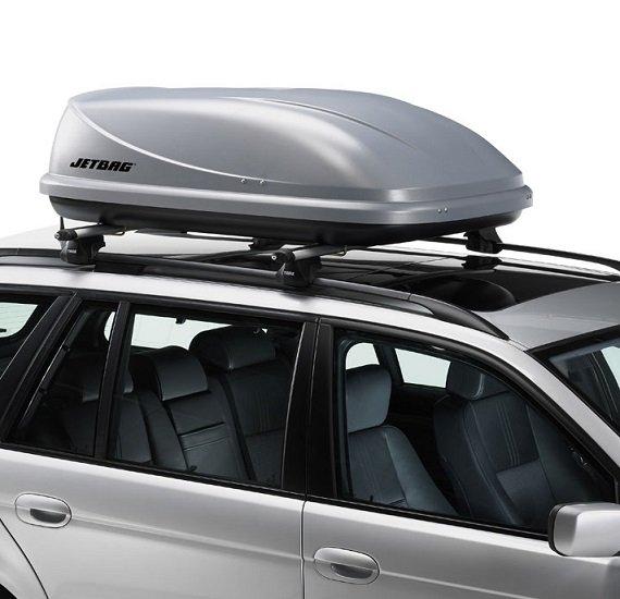 A.T.U: Jetbag Sprint 320 Dachbox für 99,99€ (statt 150€) - Nur Abholung!