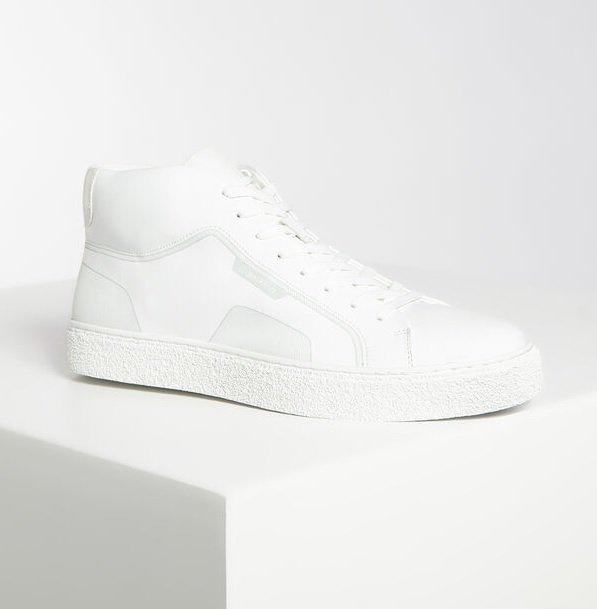 """Calvin Klein Herren Sneaker """"Ethan"""" in Weiß für 54,15€ inkl. Versand (statt 89€)"""