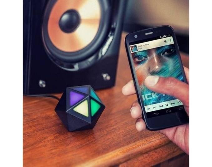 Motorola Moto Stream Bluetooth Lautsprecher (bis 5 Geräte, NFC) für 14,14€