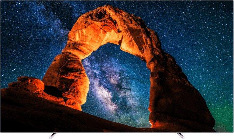"Philips 55OLED803 55"" OLED Smart TV mit 3-fachem Ambilight für 1199€ + Versand"
