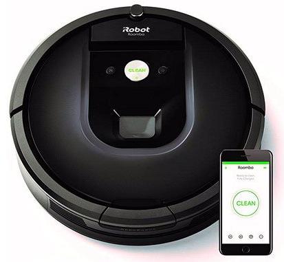 iRobot Roomba 981 Staubsaugerroboter mit App-Steuerung für 499,99€ (statt 650€)
